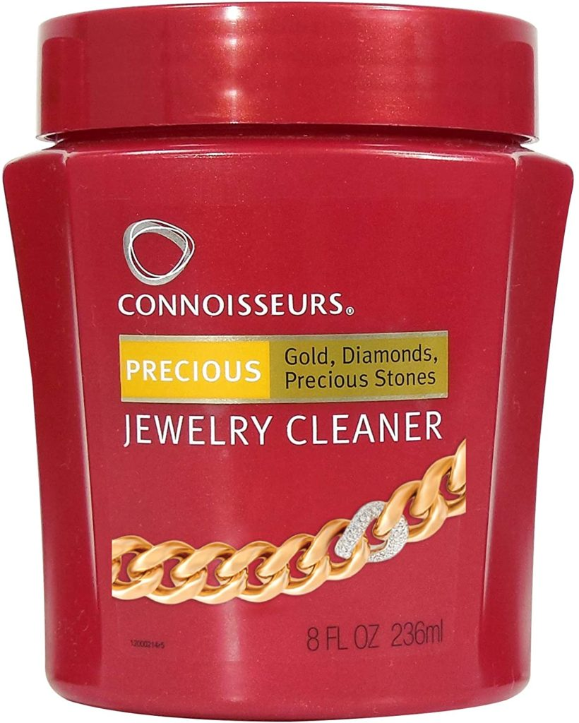 connoisseurs precious jewelry cleaner review