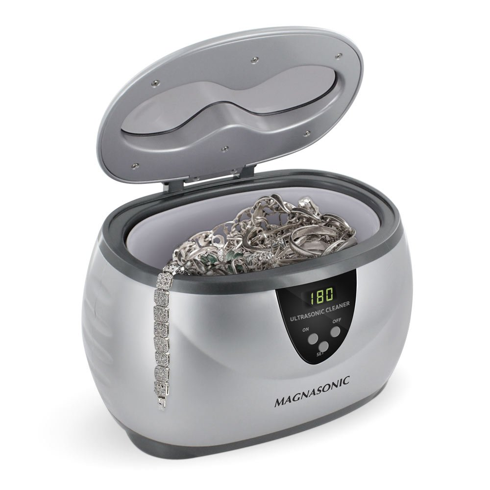 Magnasonic Professional Ultrasonic Jewelry Cleaner Reviews